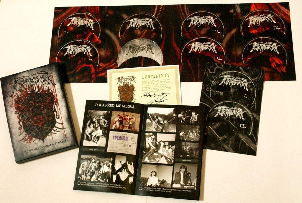 25 let mezi nebem a peklem - 10x CD